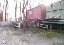 used Chiavetta container semi-trailer