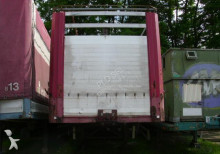 used Zorzi tarp semi-trailer