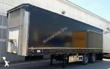 new TecnoKar Trailers tautliner semi-trailer