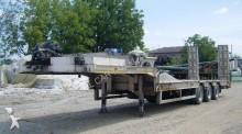 used De Filippi box semi-trailer