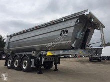 new Menci half-pipe semi-trailer