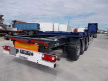 new Merker container semi-trailer