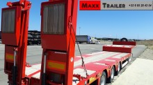 new Kässbohrer heavy equipment transport semi-trailer
