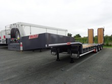 Castera Porte-engin semi-trailer