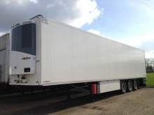 new Schmitz Cargobull mono temperature refrigerated semi-trailer