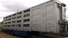 naczepa do transportu zwierząt Michieletto używana