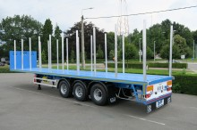 new timber semi-trailer