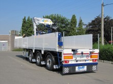 Royen Plateau Roll semi-trailer
