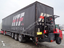 Sommer SP 24-113-S-C-U SEMI-TRAILER WITH FORKLIFT semi-trailer