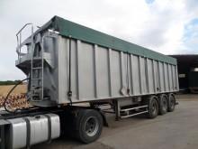 naczepa wywrotka do transportu zbóż używana