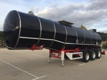 used Indox Tar tanker semi-trailer