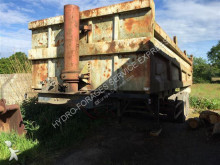 used Titan half-pipe semi-trailer