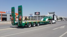 new Lider heavy equipment transport semi-trailer