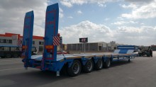 Lider Lowbed ( 4 Axles ) semi-trailer