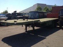 used Acmat heavy equipment transport semi-trailer