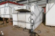 used Mercedes mono temperature refrigerated semi-trailer
