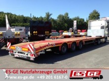 used Faymonville flatbed semi-trailer