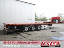 ES-GE 3-Achs-Sattelauflieger mit Rungen semi-trailer