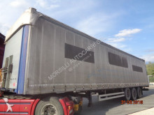 used Cardi tautliner semi-trailer