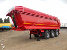 new Invepe half-pipe semi-trailer