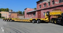 semirimorchio trasporto macchinari Schmitz Cargobull usato