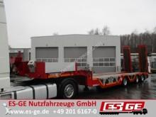 semirimorchio ES-GE 3-Achs-Satteltieflader - Radmulden - elektro-hyd