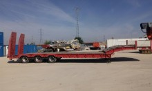 used ARB Fabrequipa other semi-trailers
