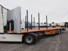new Kögel flatbed semi-trailer