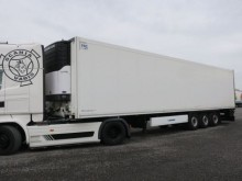 used Krone insulated semi-trailer