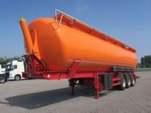 Spitzer SK 2760 CAL 60 m³ Kippsilo semi-trailer