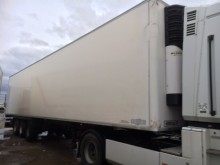 used General Trailers refrigerated semi-trailer