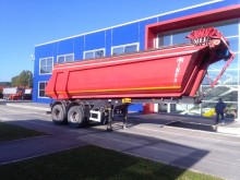 used Minerva tipper semi-trailer