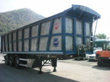 used Piacenza tipper semi-trailer