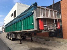 used Leciñena cereal tipper semi-trailer
