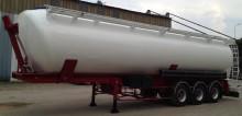 used Spitzer powder tanker semi-trailer