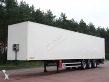 used Fruehauf refrigerated semi-trailer
