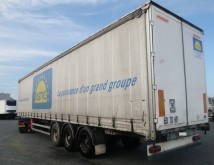 used General Trailers tautliner semi-trailer