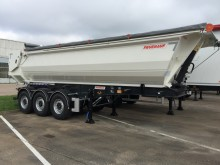 new Fruehauf construction dump semi-trailer