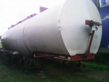 semirimorchio cisterna Fruehauf usato
