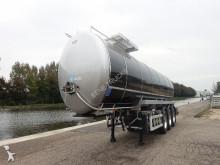 used LAG tanker semi-trailer
