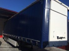 used Leciñena tarp semi-trailer