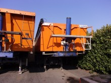 used Robuste Kaiser benne TP semi-trailer