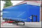 new tarp semi-trailer
