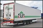 Krone 10 x SD 27, Thermoking SL 200, Scheibenbremse semi-trailer