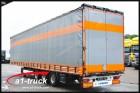 semirimorchio Krone 7 x SDP 27 Mega, Liftachse, TÜV 03/2017