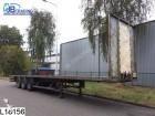 Trailor open laadbak semi-trailer