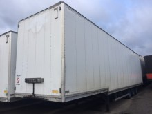 used Talson box semi-trailer