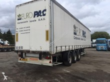 used Benalu tautliner semi-trailer