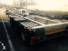 Magyar Non spécifié semi-trailer