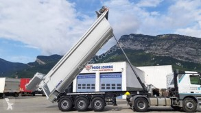 Schmitz Cargobull construction dump semi-trailer